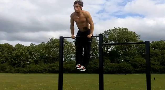 Muscle Ups In Globo Gym