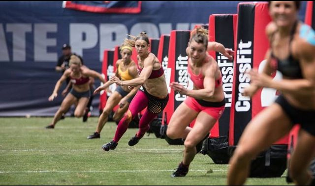 2013 CrossFit Games (Image Courtesy of CrossFit's Facebook Page).