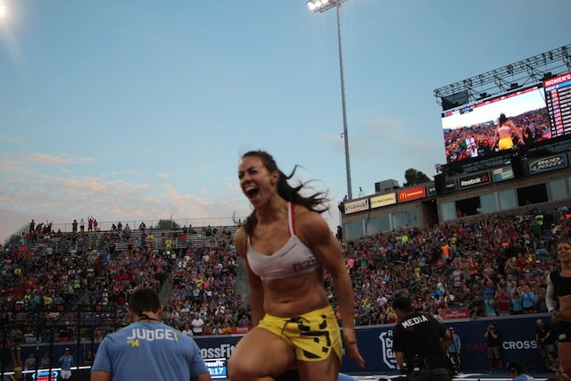 CROSSFIT GAMES – The Rx Review: Reporting on Fitness and