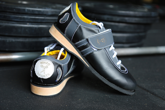review risto tiburon olympic weightlifting shoe