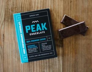 Review: PEAK High Performance Chocolate